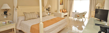 Junior Suite Deluxe - Luxury Bahia Principe Ambar - Adults Only - All Inclusive